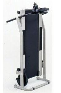 Biosync Foldable Manual Treadmill