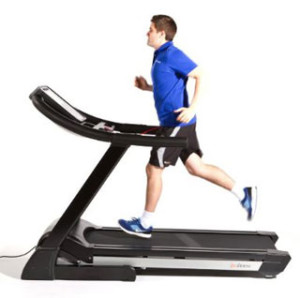 JTX Sprint-9 Commercial Foldable Club Treadmill
