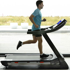 JTX Sprint-9 Motorised Treadmill