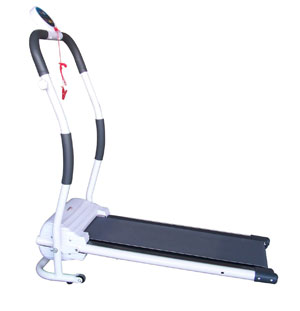 Confidence Fitness Power Walker Treadmill