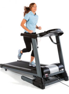 JTX Sprint-7 Folding Motorised Treadmill