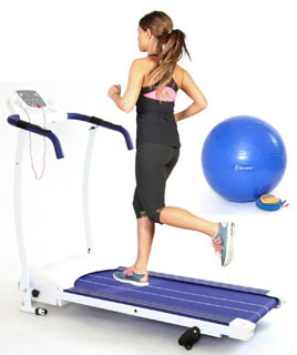 Gym Master Electric Treadmill