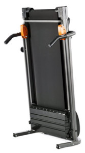 V-fit Fit-Start Motorised Folding Treadmill