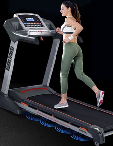 Pro Fitness T2000 Folding Treadmill