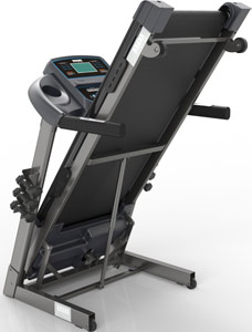 Branx Fitness Foldable Fit Runner Pro Treadmill