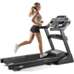 Pro Fitness T1000 Folding Treadmill