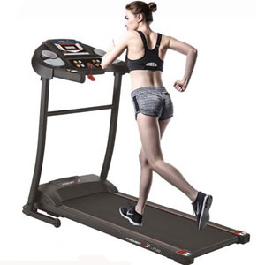 PremierFit T100 Motorised Treadmill
