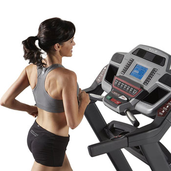 Sole Fitness F63 Treadmill Workout