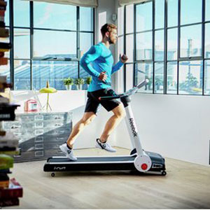 Reebok i-Run Treadmill