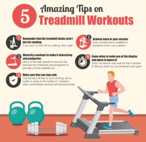 5 Amazing Tips for Treadmill Workouts