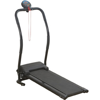 Bodyfit Folding Running Machine