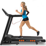 JLL T350 Digital Folding Treadmill