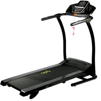 Opti Motorised Folding Treadmill