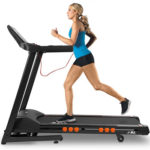 JLL T450 Digital Folding Treadmill