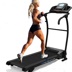 XMPRO Dynamic Motorised TREADMILL
