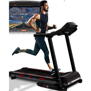 Sportstech F31 Treadmill Review