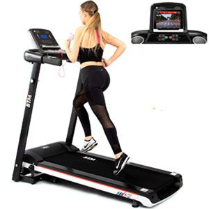BTM A7 Motorised Electric Treadmill