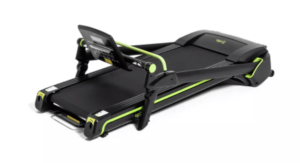 Opti Easy Fold Treadmill with Built-in speakers