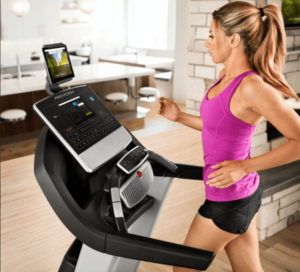 ProForm Pro 5000 Treadmill with Oversized Running Deck
